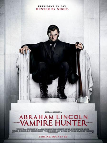 吸血鬼獵人 林肯總統