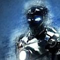 iron man marvel comics blue background 1680x1050 wallpaper_www.wallpaperhi.com_34