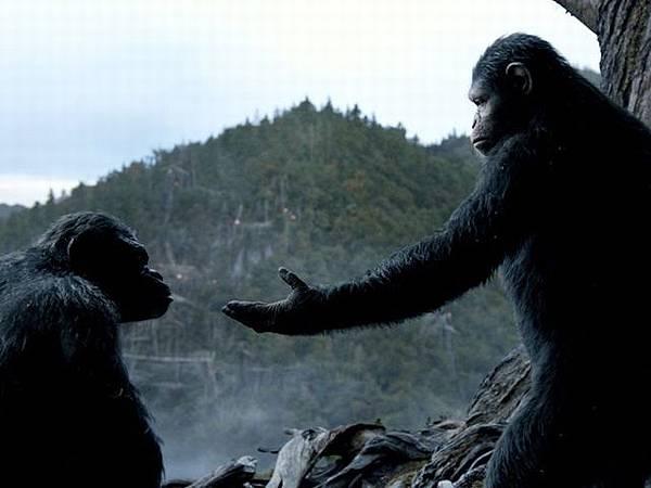 猩球崛起:黎明的進擊