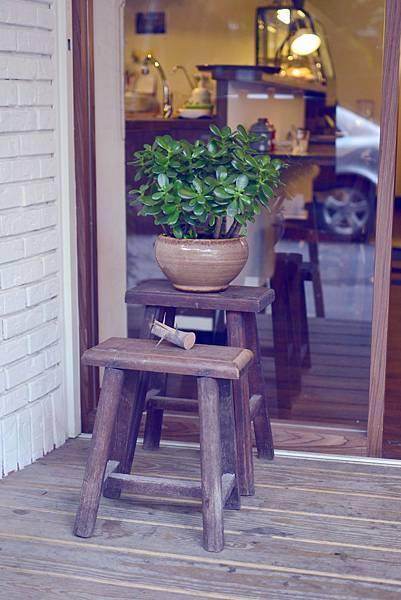 青田街的某家咖啡館 下次想去