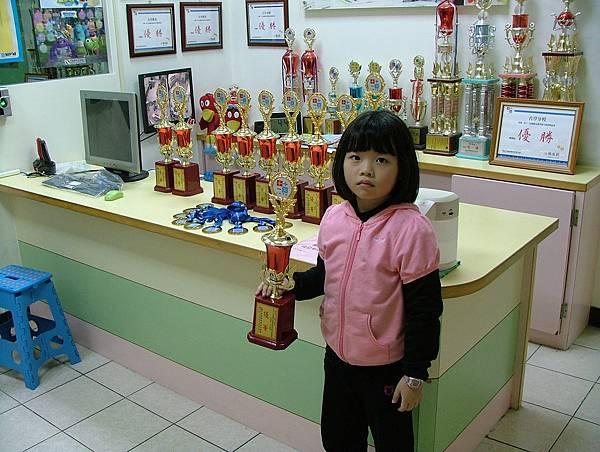 第13屆國際盃數學競賽_優等獎_小涵涵_我退步了, 今年沒有去現場領獎.JPG