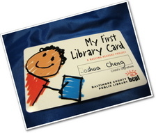 20081229-My first library Card