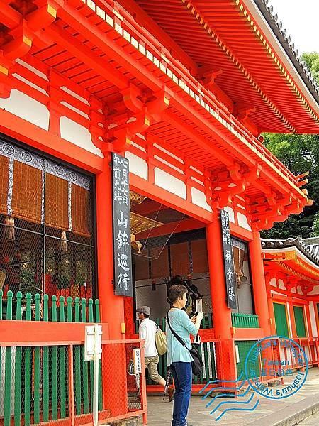 八坂神社與祉園.JPG