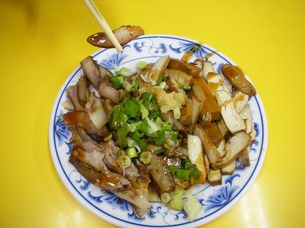 小菜-豬頭皮+豆乾