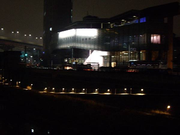 清溪川夜景