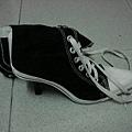 鞋撐製作 - 使用前