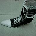 鞋撐製作 - 使用後