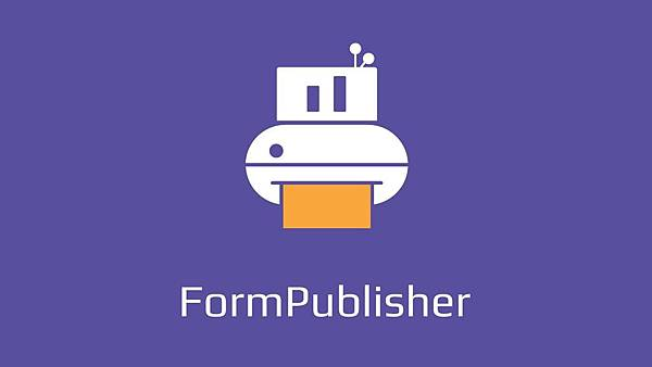 form Publisher