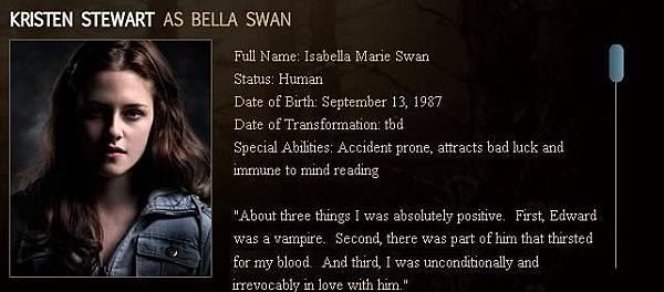 Twilight - Bella