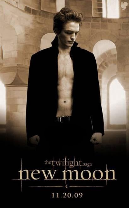 Ther Twilight Saga - New Moon
