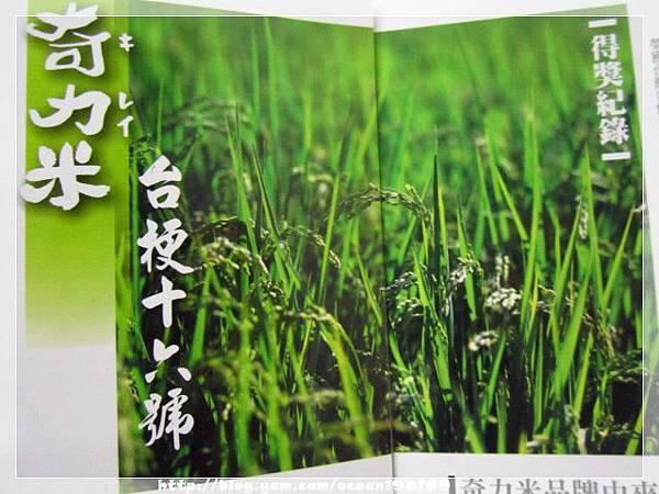 DM2(稻米)