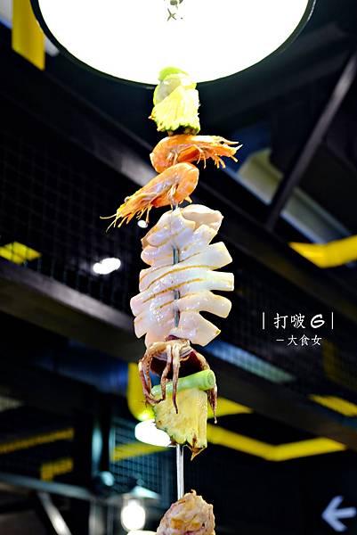 台中北區美食-打啵G