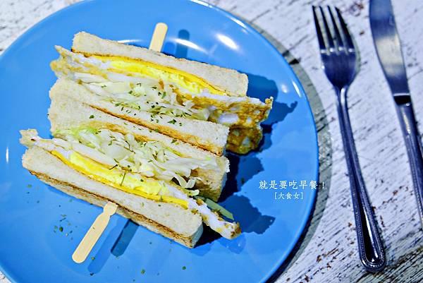板橋美食早午餐-就是要吃早餐