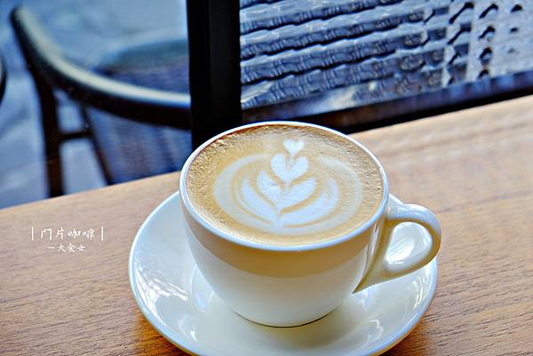 天母美食早午餐-門片咖啡