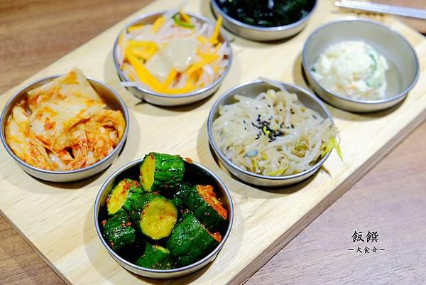 板橋美食韓式料理-飯饌