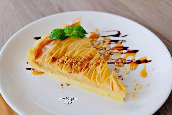 中山國中站美食-AN58西班牙料理