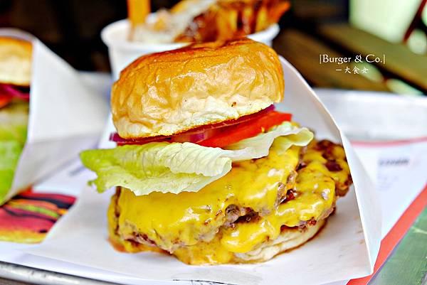 信義安和站美食-burger and co.