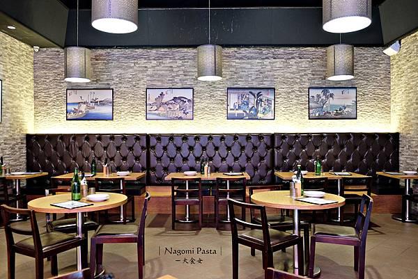 南京三民站美食-和Nagomi Pasta光復店