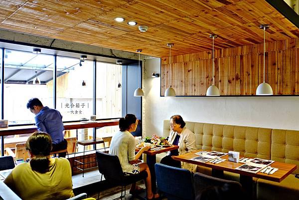 南京復興站美食早午餐-光合箱子南京店