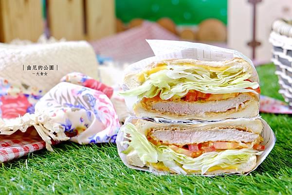 新莊美食早午餐-曲尼的公園