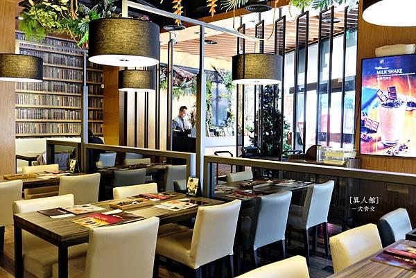 蘆洲美食咖啡廳-異人館