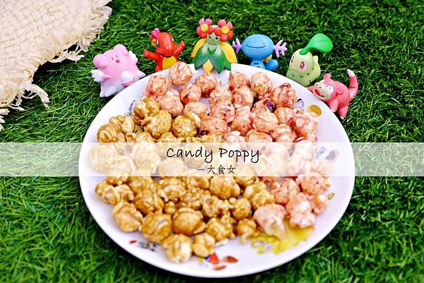 網購宅配美食爆米花-Candy Poppy糖果波比