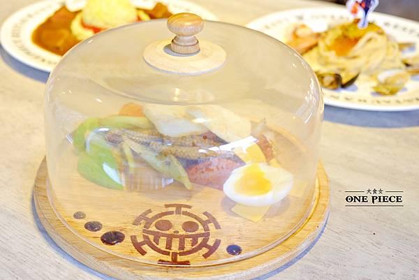 東區美食-航海王餐廳ONE PIECE Restaurant