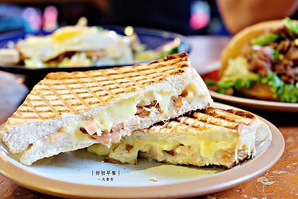 板橋美食早午餐-好初早餐