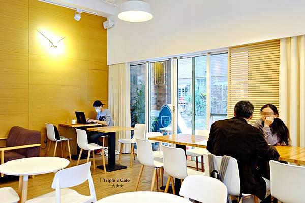 士林美食咖啡廳-Triple E Cafe