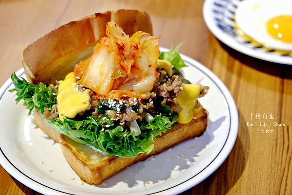 板橋美食早午餐-稜角室