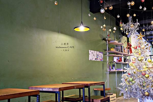 板橋美食早午餐-小廚房kitchenette CAFE