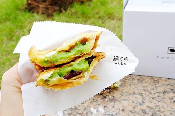 中山站美食-鯛可頌