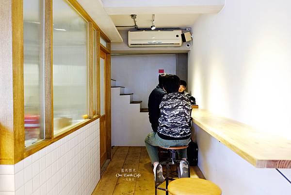 板橋美食咖啡廳-藍色微光