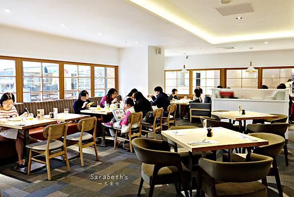 東區美食-Sarabeth's Taiwan紐約早餐女王