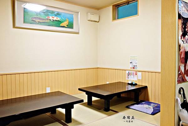 日本富山美食-江戶前壽司正(寿司正)
