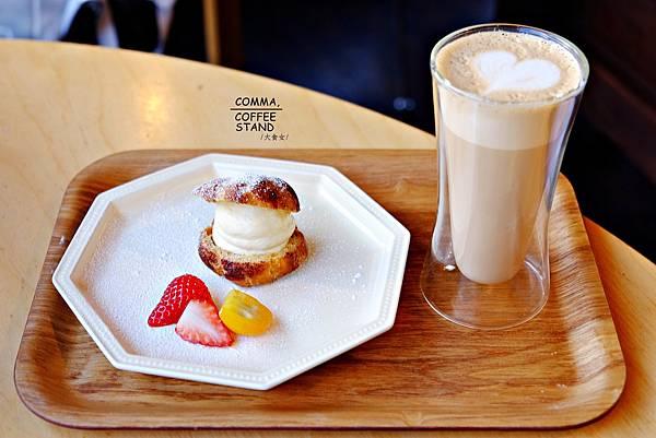日本富山高岡美食-COMMA, COFFEE STAND
