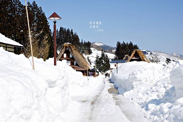日本富山高岡旅遊-五箇山合掌村