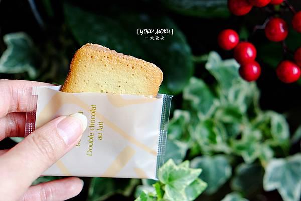 伴手禮喜餅-YOKU MOKU蛋捲