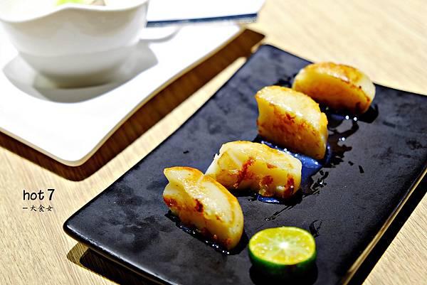 板橋美食鐵板燒-hot7板橋文化店
