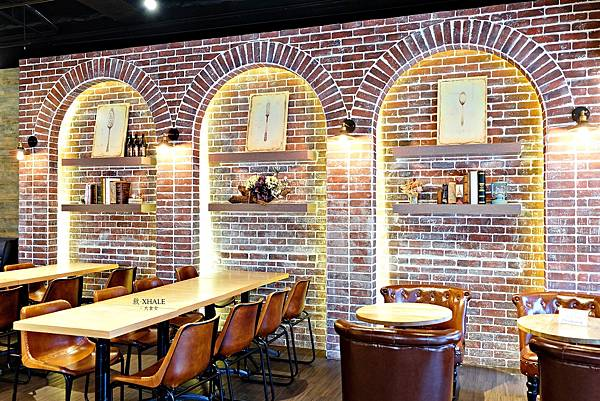 中山站美食咖啡廳-敘 ‧ XHALE