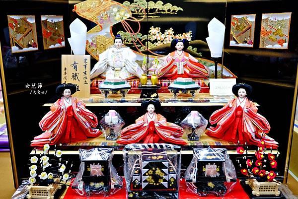 日本富山旅遊-日本女兒節
