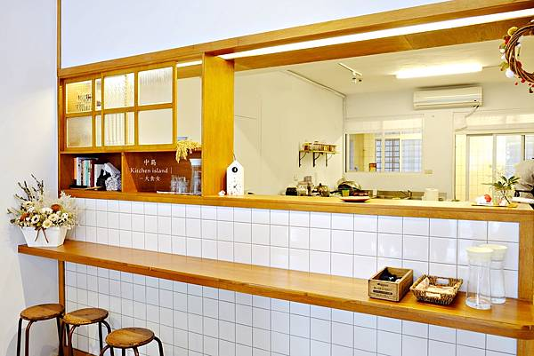 東區美食日式-Kitchen island中島