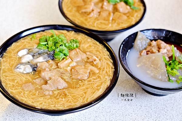 大安站美食-麵線陳專業麵線大安店