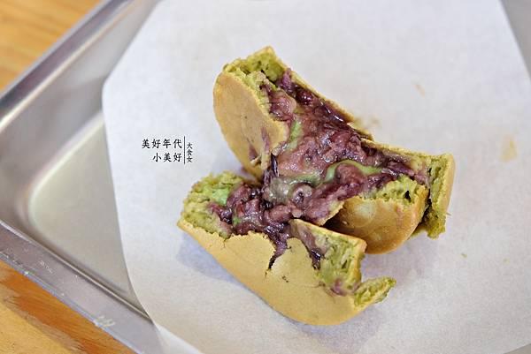 東區美食紅豆餅-美好年代小美好