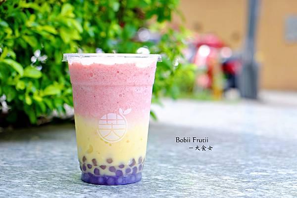 台北車站美食-Bobii Frutii珍珠水果特調