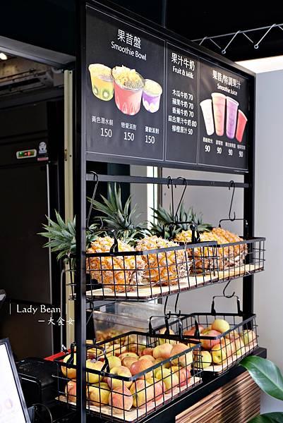 東區美食果汁-Lady Bean Juice