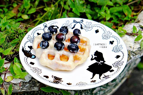 東區美食-Lattice比利時列日鬆餅