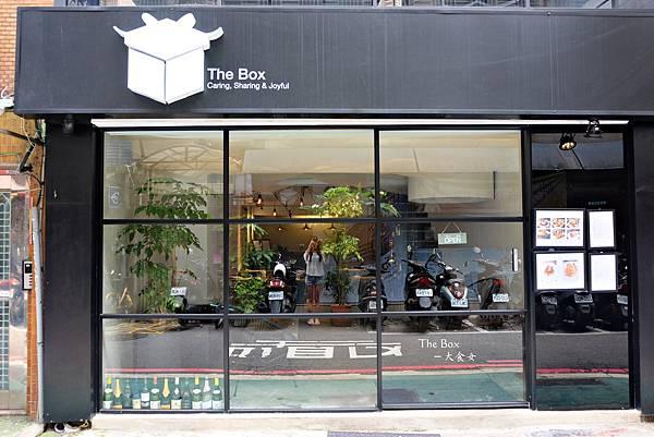 國父紀念館美食-The Box