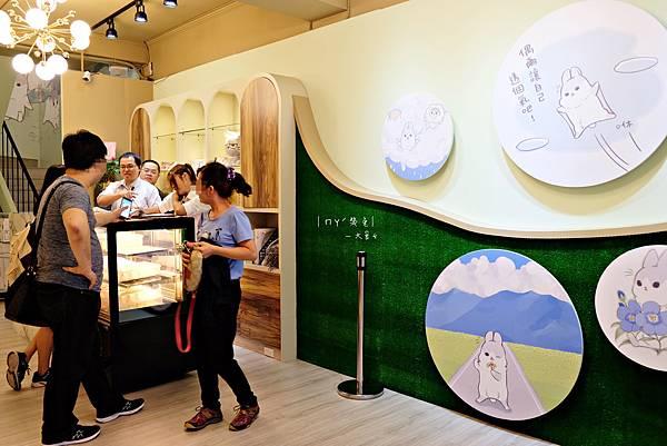 板橋美食-ㄇㄚˊ幾兔主題餐廳