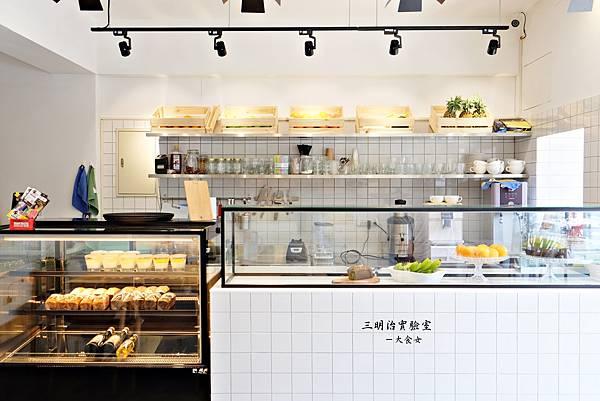 內湖美食早午餐-三明治實驗室